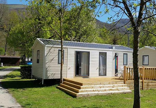 Petit camping familial Ariège