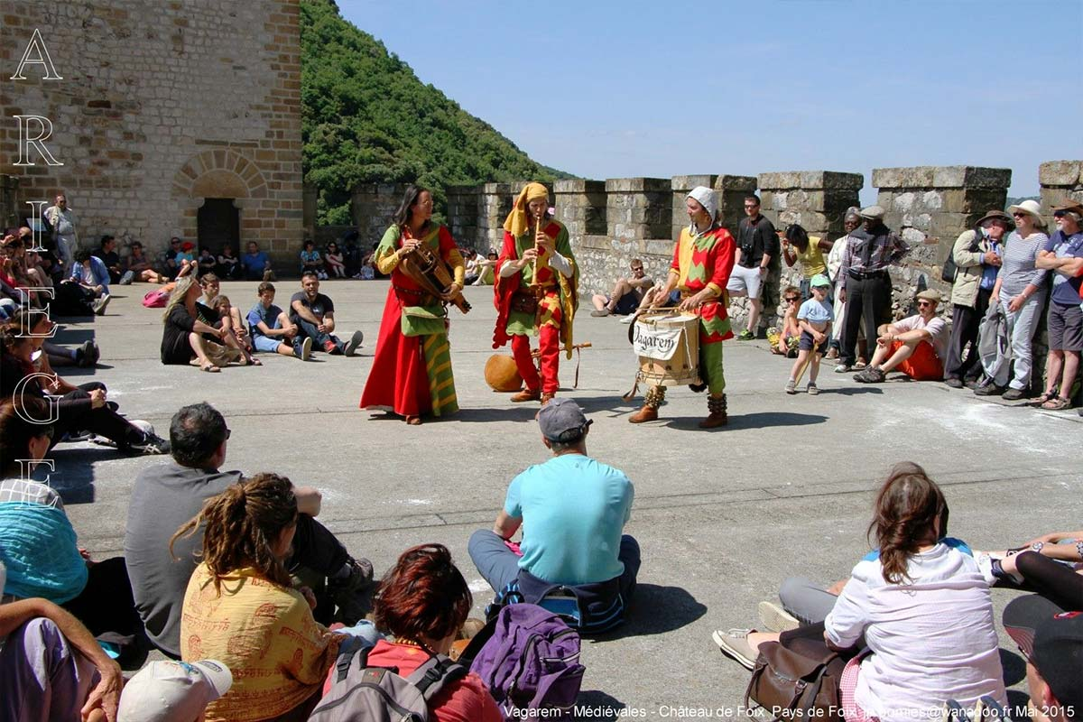 Petit camping familial en Ariège avec diverses activités à découvrir