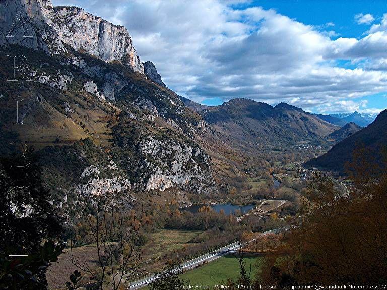 Camping ouvert à l'année Pyrénées Ariégeoises