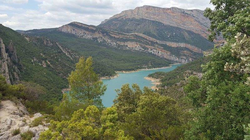 camping nature et pas cher près de Font Romeu