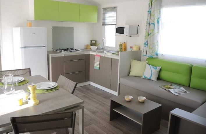 interieur location pas cher camping Andorre