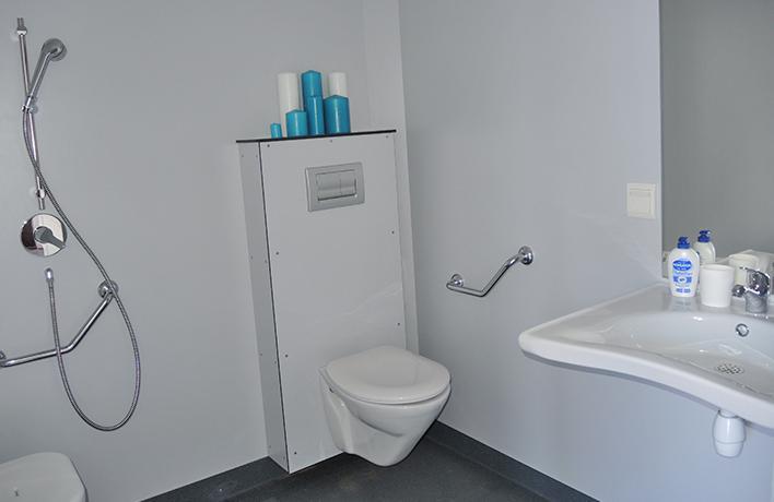 wc Mobilhome Ibiza PMR