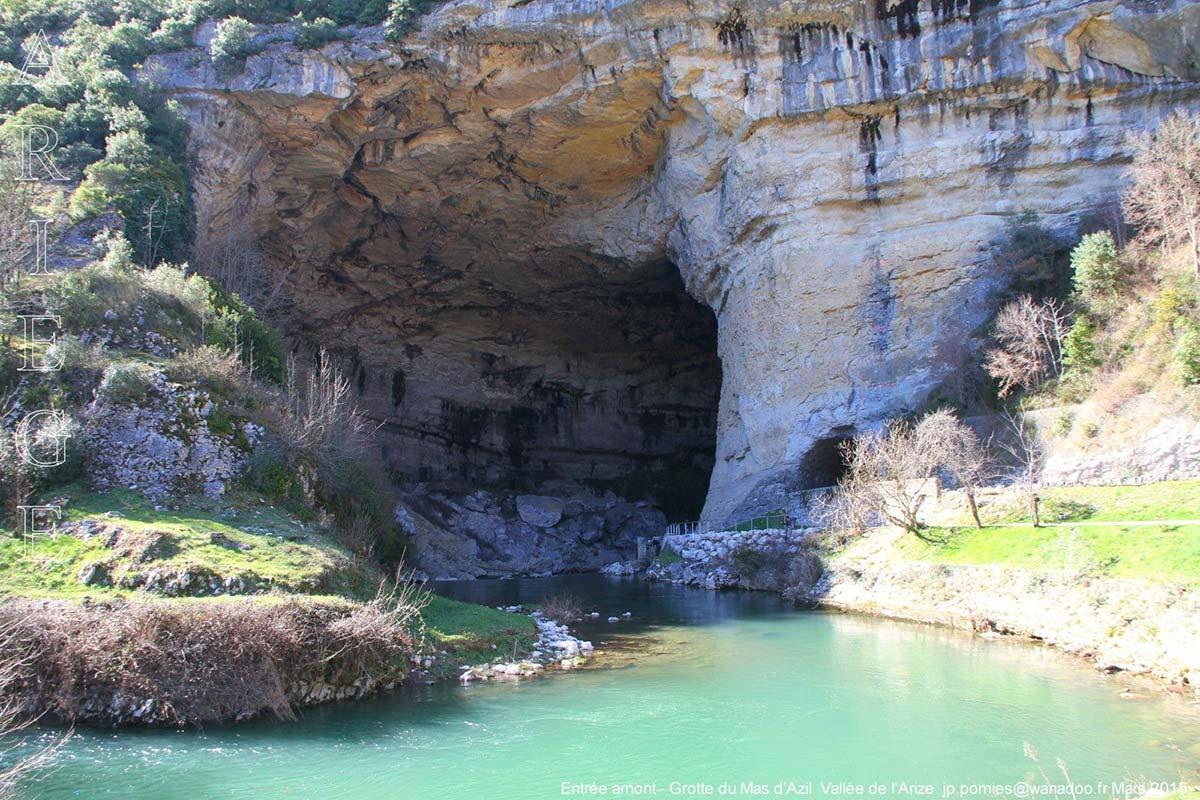 Grotte Maz d'Azil
