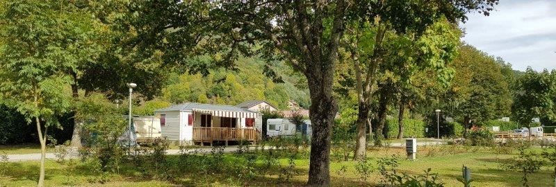 Location modernes et de qualité mobil home près de Limoux