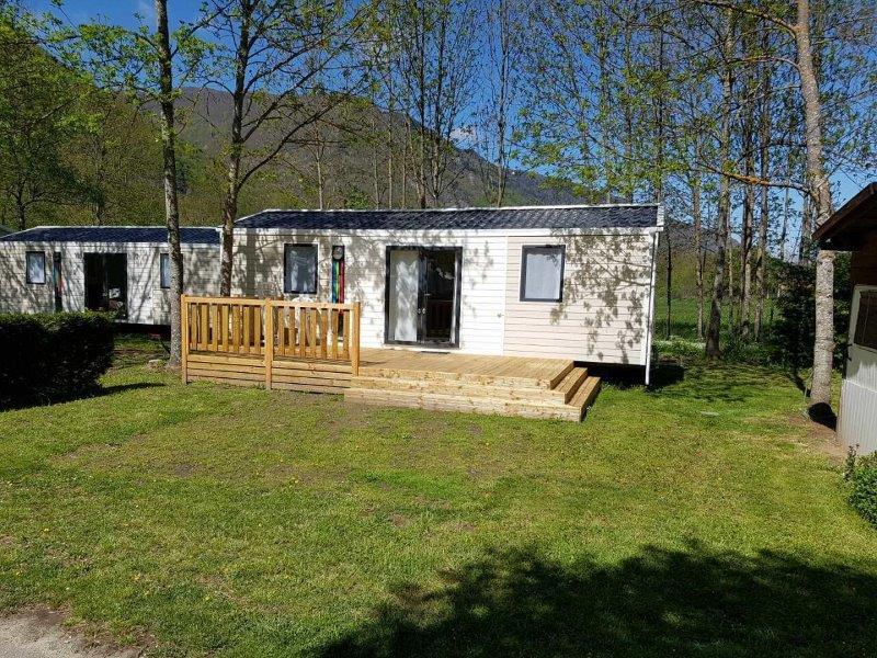Location vacances en mobil home près de Limoux