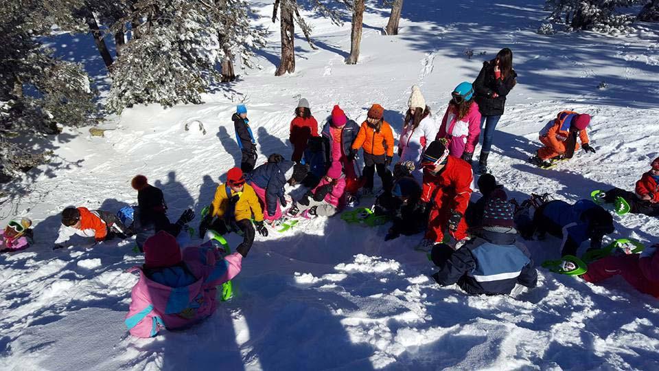 camping proche station de ski Occitanie