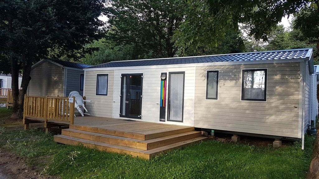 locatio nmobil home camping Ax les Thermes
