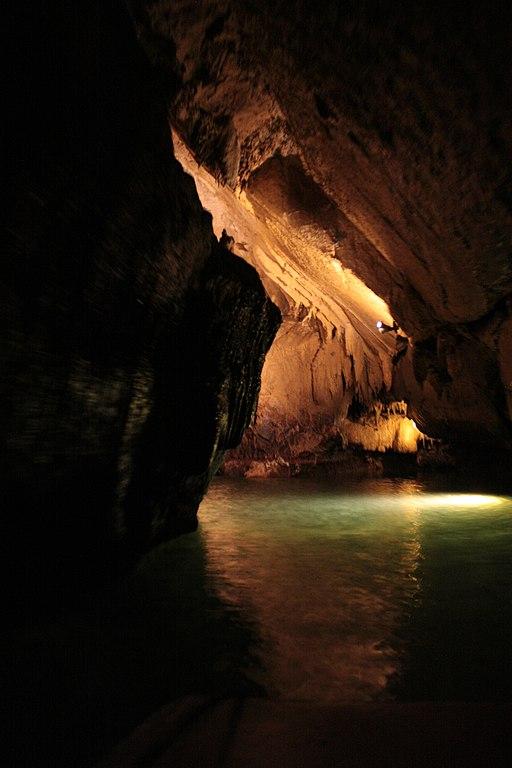 riviere souterraine labouiche ariege